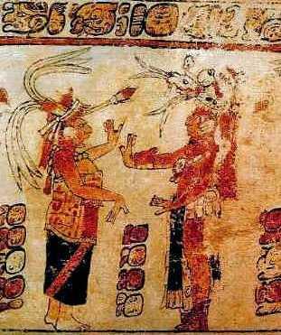 The anciant Maya